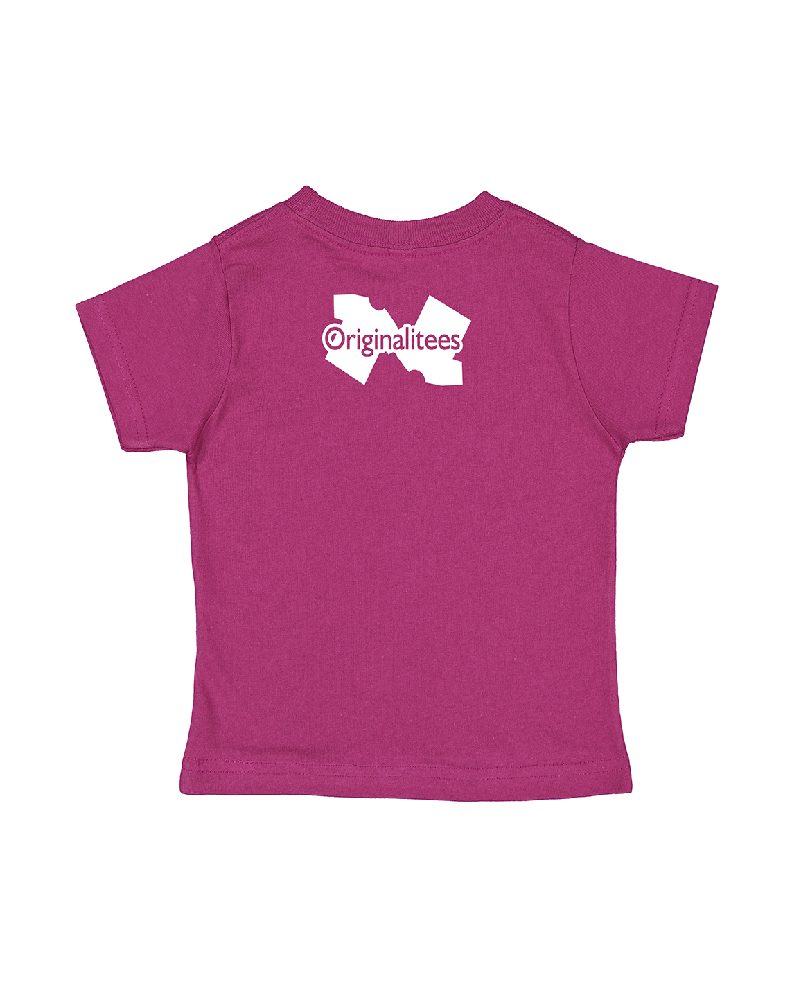 Future Product of Public Schools Short Sleeve Tee - Fuchsia - Originalitees