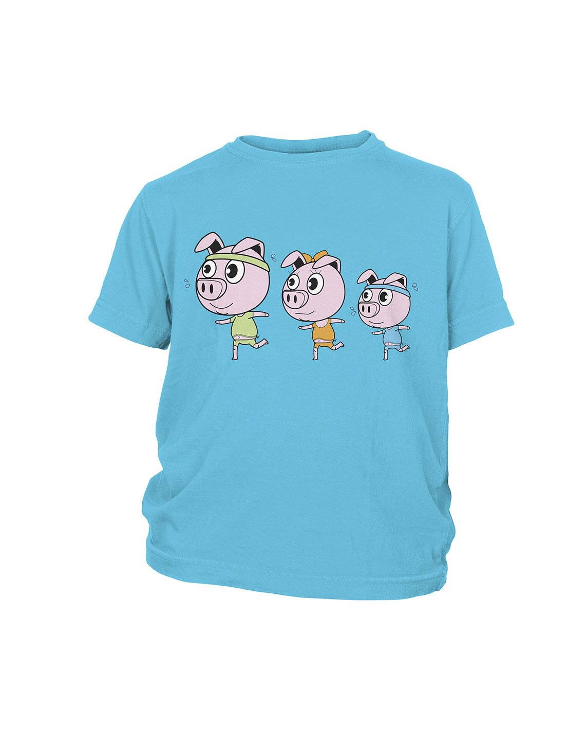 3 Little Pigs - Run, New Apparel,Kids - Originalitees