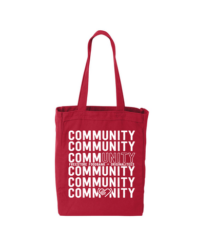 Unity Within The Community Tote - Originalitees