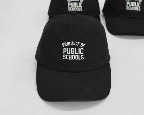 Product of Public Schools - Large Logo | Unisex