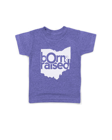 Kids | Ohio: Born & Raised Remix, New Apparel,Kids - Originalitees