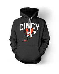Ohio Guy + Cincy Football Hoodie - Originalitees