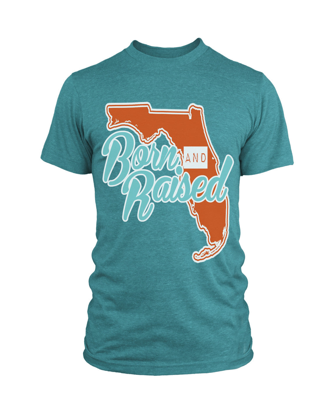 Florida: Born & Raised Tee - Originalitees