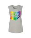Ohio: Born & Raised - Pride Edition Muscle Tank