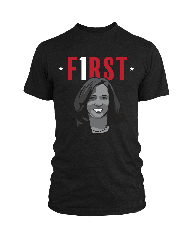THE F1RST Lady Kamala Tee