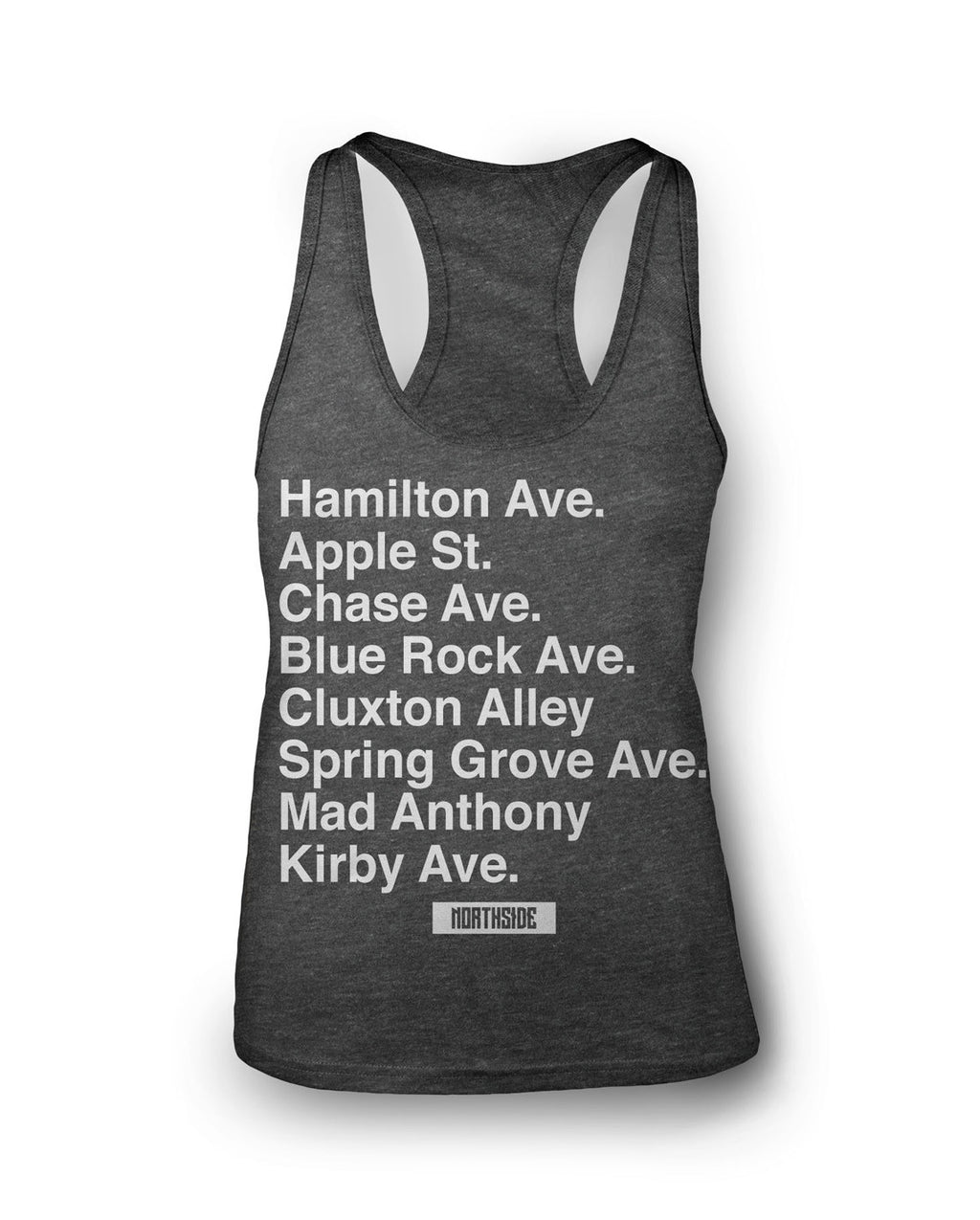 Northside Streets Tank for Her - Originalitees