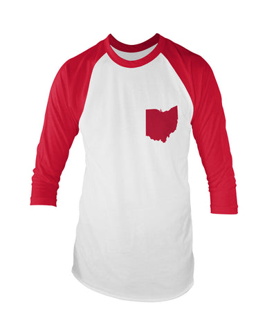 Home Plate + Home State, New Apparel,3/4 Length Shirts,Tees - Originalitees