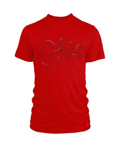 Ohio: Born & Raised - The Remix - Black/Red
