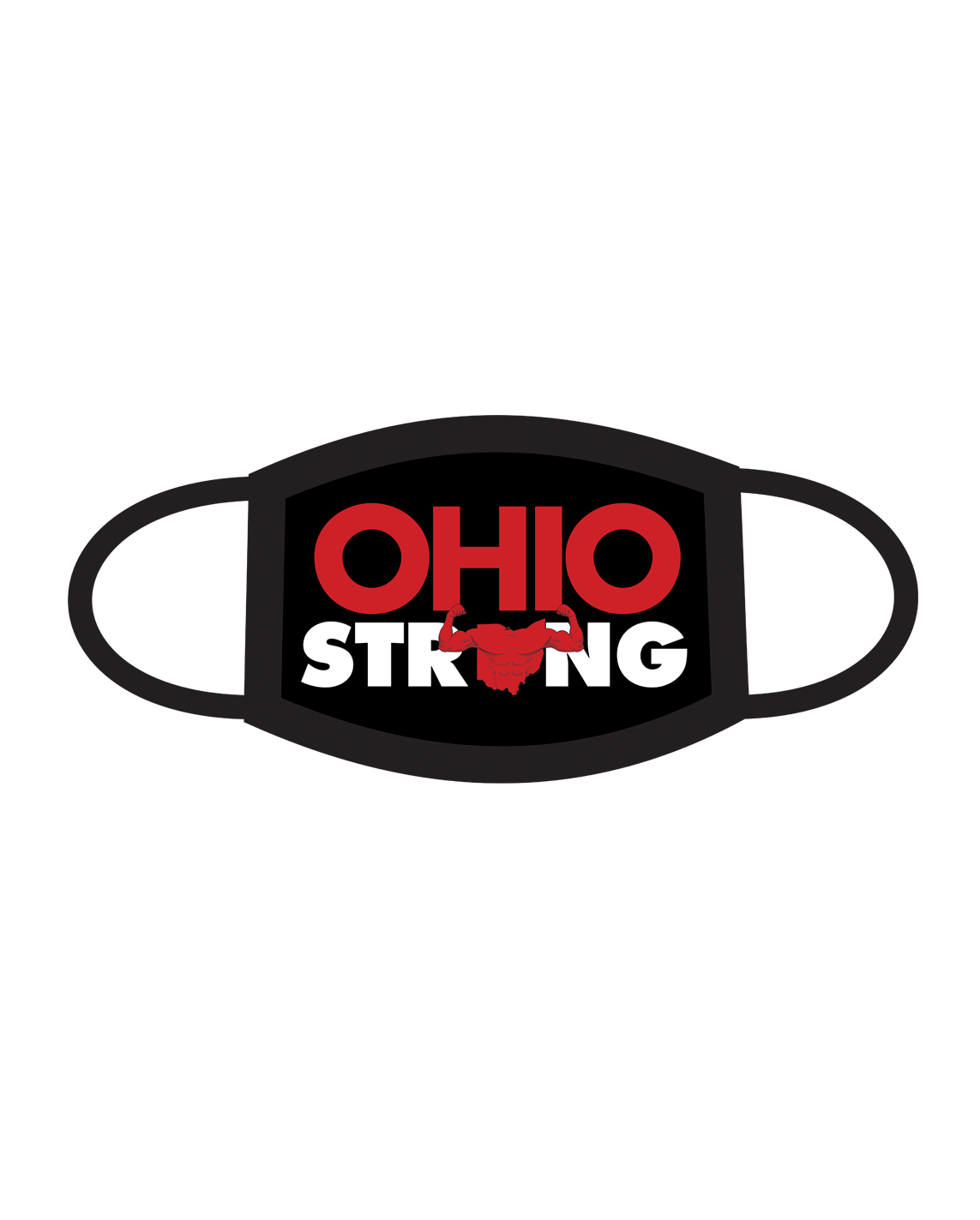 Ohio Strong Face Mask