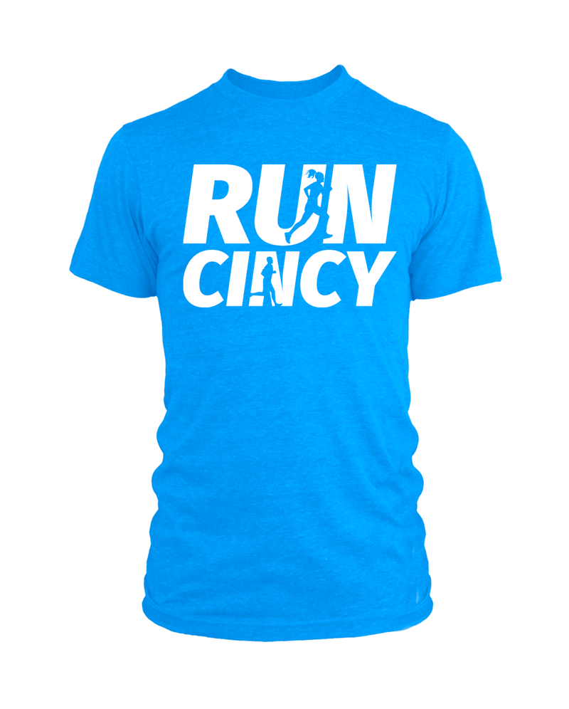 Run Cincy - Blue