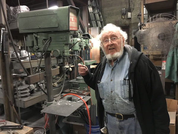 Akron artist Don Drumm's iconic sun still shining after 60 years.