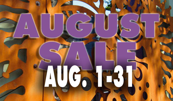 A TOTALLY August Don Drumm Sale