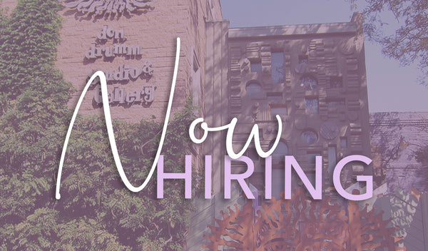 NOW HIRING: Full-time sales associate