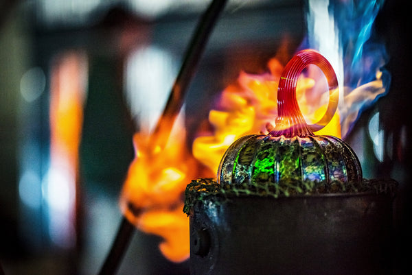 Glassblowing Demo w/ Jack Pine