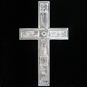Don Drumm 8-Panel Cross
