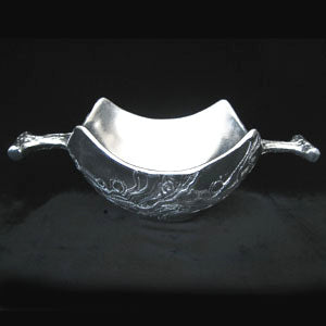 NEW! Don Drumm Dome Bowl with Handles