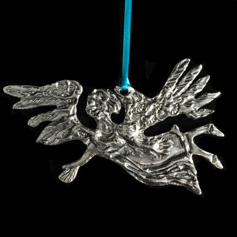 Angel Flying Ornament