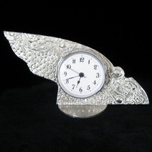 Don Drumm Time Flies Clock