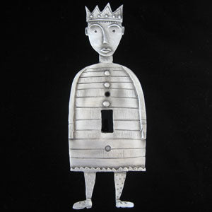 Leandra Drumm Prince Switchplate