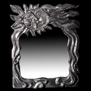 Don Drumm Sunface Wall Mirror