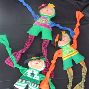 Lisa Drumm Knotty Leprechaun Doll