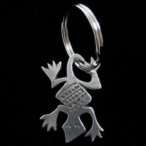 Don Drumm Spirit Lizard Key Ring