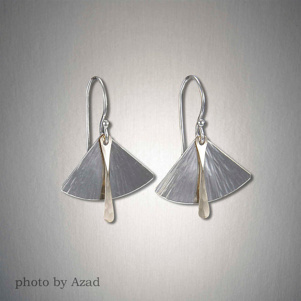 Peter James Dangling Aviation Earrings