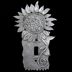 Leandra Drumm Sunflower Switchplate