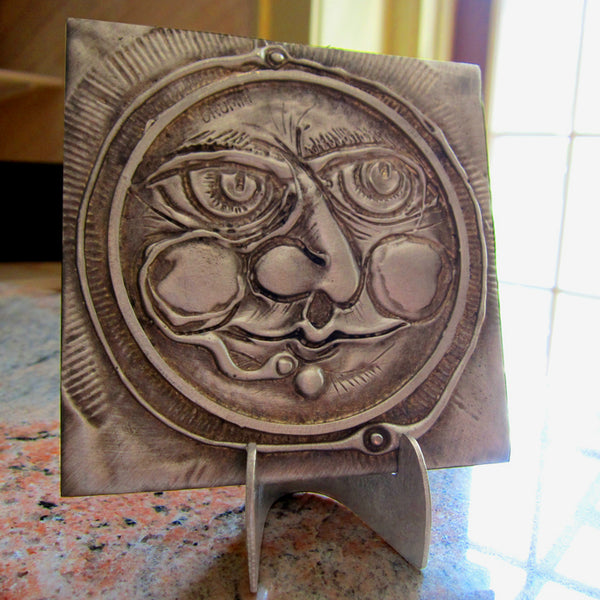 Don Drumm Happy Sun Tile