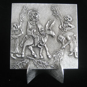 Don Drumm Palm Sunday Tile