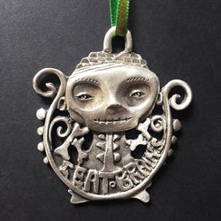 "NEW Leandra Drumm ""ZOMBIE"" ORNAMENT"