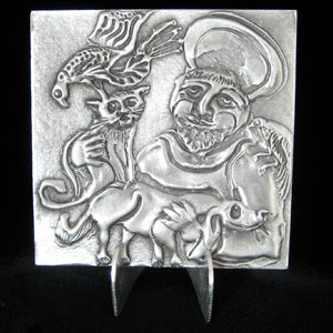 Don Drumm St. Francis Table Tile