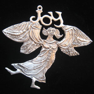 Don Drumm Joy Angel Ornament
