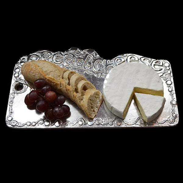 Don Drumm Bread & Cheese Platter