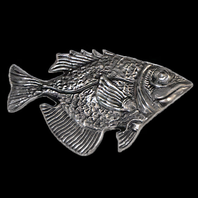 Don Drumm Archer Fish Wall Hanging