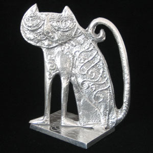 Don Drumm Small Seated Cat