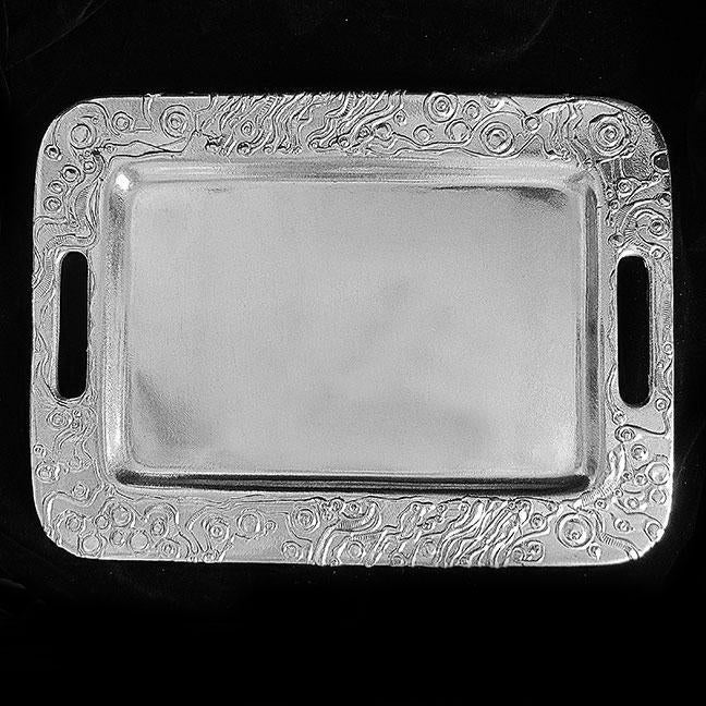 Large Rectangular Platter w/ Handles