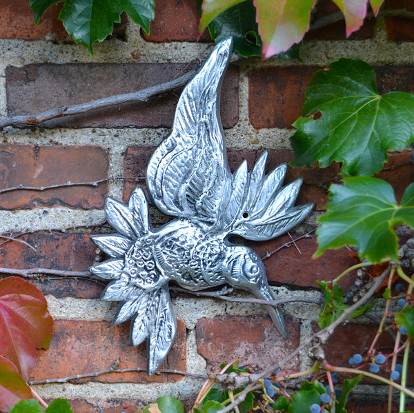 Don Drumm Humming Bird Wall Hanging