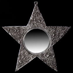 Don Drumm Large Star Mirror