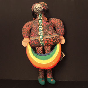 Lisa Drumm Rainbow Sky / Starlight Path Doll