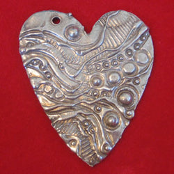Don Drumm Heart Ornament