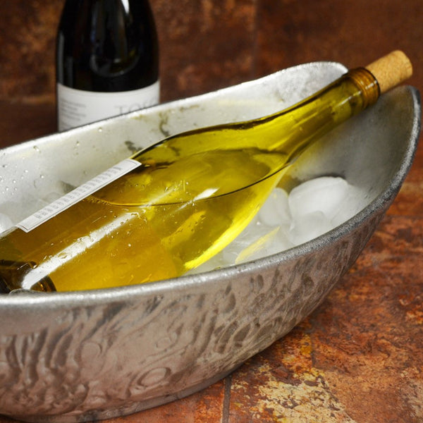"Abstract ""Wine Chiller"" Bowl"
