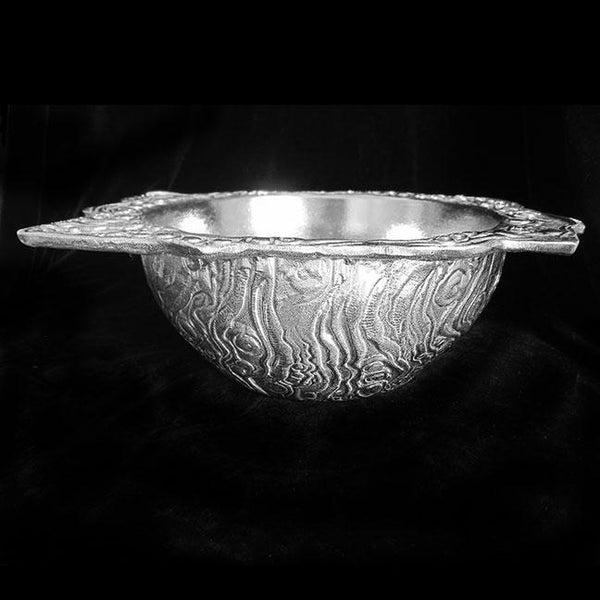 Don Drumm Large Ruffle Bowl