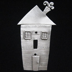 Leandra Drumm Little House Switchplate