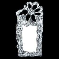 Don Drumm Flower Top Mirror