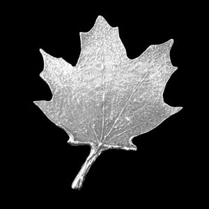 Don Drumm Maple Leaf Pin