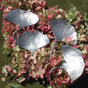 Don Drumm Small Assorted Ginkgo Dishes