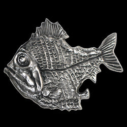 Don Drumm Hatchet Fish Wall Hanging