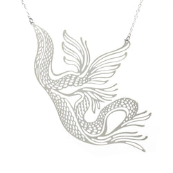 "Alucik ""Bok"" Fishlike Necklace"