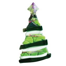 Leona Bowser Large Christmas Tree Ornaments